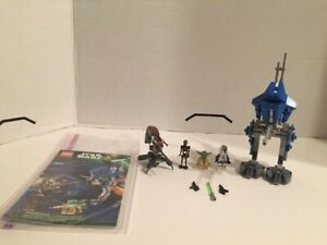 LEGO Star Wars AT-RT (75002)-100% Complete w/Figures/Manual (No Box)