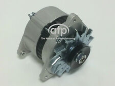 NEW CANAL BOAT ALTERNATOR HIGH OUTPUT 75 AMP A127 TYPE DUEL TERMINATION