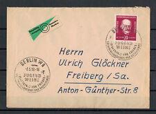 """DDR, MiNr. 627 SSt Berlin - """"Jugendweihe"""" 03.05.1958"""