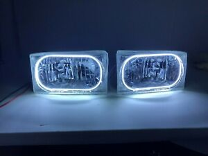 ORACLE 1999-04 FORD F250 / F350 WHITE LED HALO PRE-ASSEMBLED HEADLIGHTS