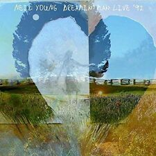 Dreamin' Man Live '92 by Neil Young (CD, Dec-2009, Reprise)