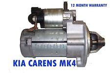 Kia Carens MK4 Mk IV 1.7 Crdi 3610024550 428000-7980 Motor de Arranque 2013-2016