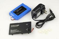 NEW yaesu FT-817 FT-818 3000mAh LIPO battery +charger + hatch