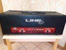 300 Watts - Line 6 Hd Flextone - Tubetone Guitar Amp Head Amplifier !