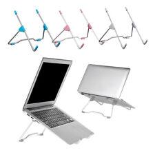 Laptop Stand Holder Adjustable Folding Tablet iPad Notebook Computer Desk Riser