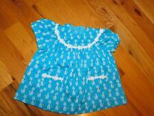 Poodle Girl Dress Handmade Vintage Polyester