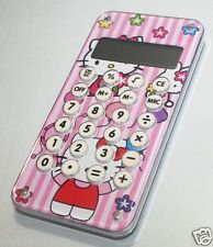Hello Kitty 10-Digit LCD Calculator