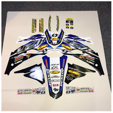 MOTOCROSS TEAM GRAPHICS YAMAHA YZF 250 /450 2006 2007 2009 YZF250 YZF450 DECALS