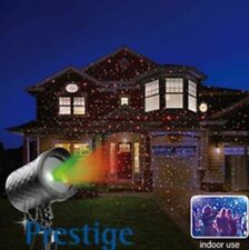 Prestige Lighting: Laser Projector Light Christmas House Lights Lighting Decor