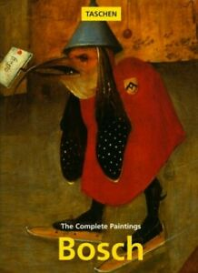 Hieronymus Bosch 1450-1516: Between Heaven and He... by Bosing, Walter Paperback