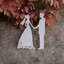 Wedding Cutting Dies Stencil DIY Paper Cards Scrapbooking Diary Gift Craft New