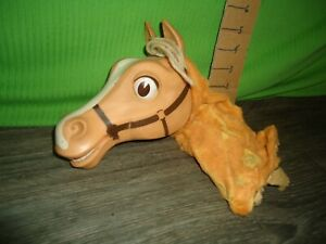vintage 1960s mr Ed horse head puppet toy