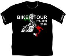 Unifarbene Herren-T-Shirts Motorrad in Größe 3XL