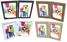 Double Photo Frame 6 x 4, Holds 2 Photographs, Multi Picture Frame 6x4 inch