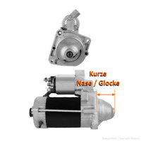 Anlasser Fiat Ducato 250 290 2.3D 120 130 Multijet 71724237 0986025580 AR2558