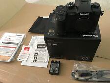 Panasonic GH5 Camera + Vlog