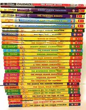 Huge LOT 30 GERONIMO STILTON Children Books THEA Stilton  Early Chapter Books