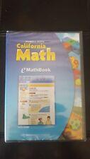 California Math eMathbook DVD Houghton Mifflin