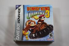 Donkey Kong Country 3 (Nintendo Game Boy Advance GBA) NEW Factory Sealed