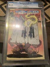 Marvel Comics Presents #100 CGC 9.2 (1992, Marvel)