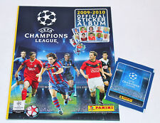 Panini CHAMPIONS LEAGUE 2009/2010 09/10 - LEERALBUM EMPTY ALBUM Gratis-Version