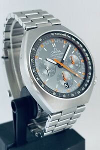Omega Speedmaster Mark ii Co-Axial Chronograph • Full Set