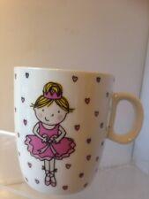 Arthur Wood Child's Mug Ballerina Fairy