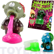 SLIME ZOMBIE GROSS BOYS GIRL FUN SNOT SQUEEZE FIDGET TOY GIFT PARTY BAG FILLER