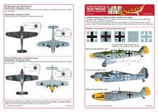 Kits-World 1/48 Luftwaffe Balkenkreuz National Insignia # 48049
