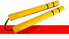 Bruce Lee Nunchaku Foam nunchuck Karate Stick with Pouch Martial Arts