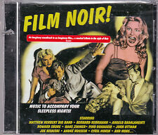 CD 19T FILM NOIR HANS ZIMMER/HOSSEIN (TAXI DRIVER/GODFATHER/ELEPHANT MAN ..NEUF