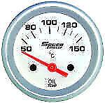 "SALE- SPECO SPORT SERIES 2"" 51MM ELECTRICAL OIL TEMPERATURE OIL TEMP GAUGE SET"