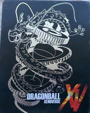 DRAGONBALL ZENOVERSE XV  BLACK TIN METAL BOX CASE