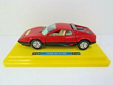 Ferrari 512 BB als Modell, Burago,ca 1:24, OVP,TOP,CE