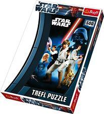 Star Wars Puzzle 500 Teile Neu