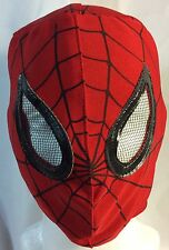 SPIDER-MAN KIDS SIZE MASK! GREAT ITEM FOR THE LITTLE ONES!! GREAT FOR KIDS!!!!
