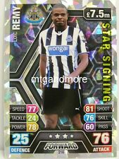 Match Attax 2013/14 Premier League - #216 Loic Remy - Star Signing