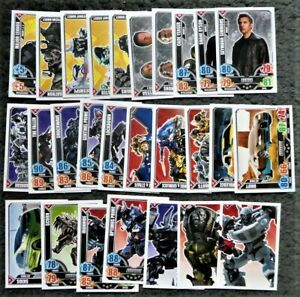 Lot of 20+ Topps Transformers Trading Cards 2014 Base Cards, Power Up Cards