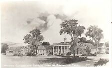 1940's RPPC Uplands Cumberland Hospital in Crossville, Tn Tennessee PC Cline