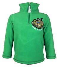 Abbigliamento verde con polo per bambini dai 2 ai 16 anni