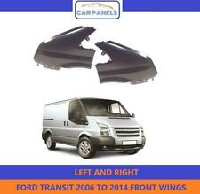 FORD TRANSIT MK7 FRONT WINGS 2006 -2013 PAIR LEFT & RIGHT NEW PRIMED