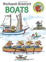 Richard Scarrys Boats (Richard Scarrys Busy World) by Richard Scarry