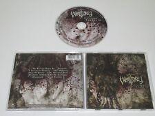 Vomitory/Carnicería Euphoria ( Metal Blade 3984-14736-2 ) CD Álbum