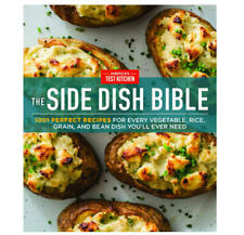 The Side Dish Bible : Hardcover – November 5, 2019