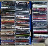 CD Sammlung Alben Heavy Metal Black Metal Hard Punk Rock Neu/Versiegelt 110 CD