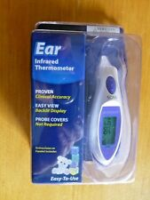 Ear Infrared Baby Toddler Thermometer ~ Veridian (No Probe Covers Required)
