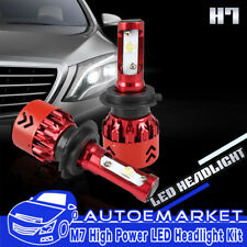 H7 1040W CREE LED Headlight Bulb Kit for Suzuki GSXR 1000 750 600 Hayabusa HID