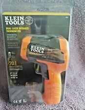 Klein Tools Ir10 201 Dual Laser Infrared Thermometer