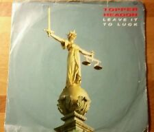 Topper Headon leave it to luck 7 vinyl