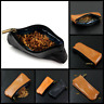 Pipe Pouch Bag Real Leather Pipe Smoking Tobacco Pouch Cover Case Bag Holder NEW